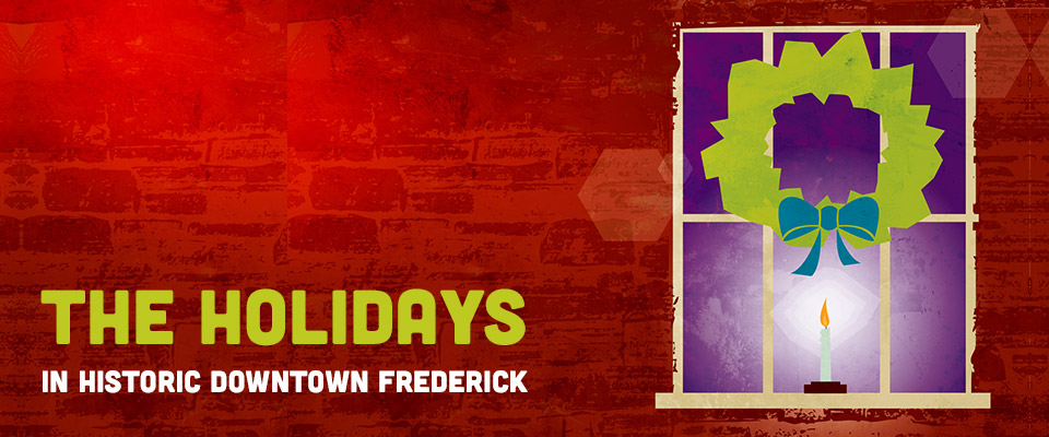 The Holidays in Historic Frederick