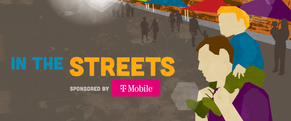 In The Streets sponsored by T-Mobile